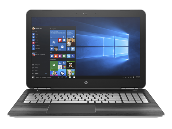 "HP Pavilion 15.6"" Gaming Laptop: i5-6300HQ, 16GB DDR4, 960M 4GB, 256GB PCIe NVMe M.2 SSD - $840 @ HP Store"