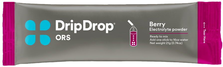 DripDrop Electrolytes  50% OFF with Code POTS