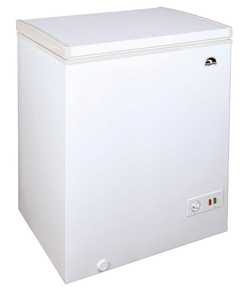 5.1 cu. ft Chest Freezer at Sam's Club for $99.98 with free shipping or in-store pickup good until Nov.22nd