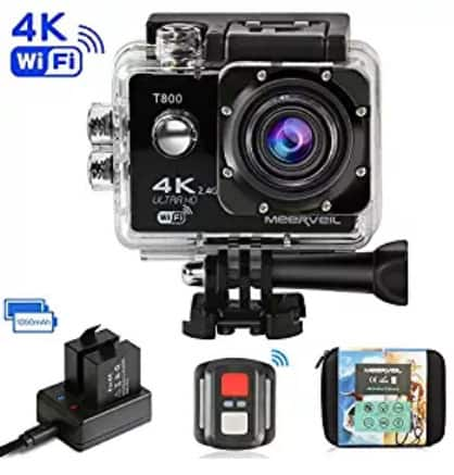 T1800 4K Action Sports  WiFi Camera $47.99 + FS