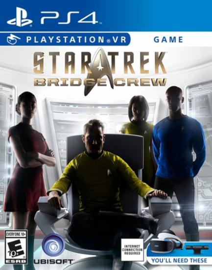 Star Trek - Bridge Crew (PS4/PSVR) - w/ GCU $23.99
