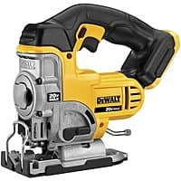 Amazon Deal: DEWALT DCS331B 20-Volt MAX Li-Ion Jig Saw (Bare-Tool) $119.00 @ Amazon \ Home Depot + Free Shipping