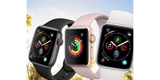 Apple Watch Series 3, 4, 5 $169.99-$289.99