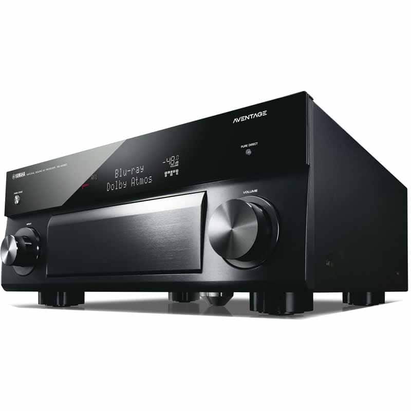 Yamaha RX-A1060BL 7.2-Channel AVENTAGE Network AV Receiver $728.00 at Frys Electronic (In Store only)