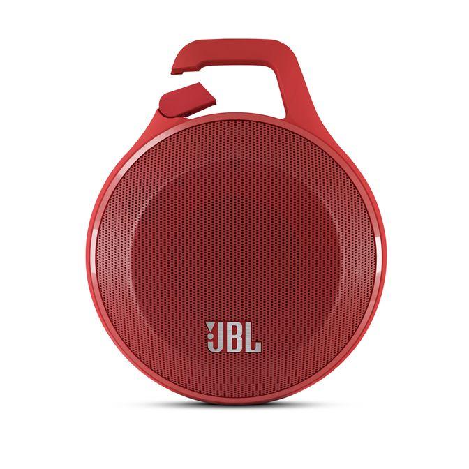 JBL Clip Bluetooth Speaker (Recertified, Red Only) - $15