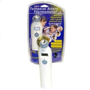 Exergen Temporal Artery Thermometer ONLY $9.99 After $20 Rebate @Amazon.com (2) Exergen $10.00 Rebates makes it ONLY $9.99