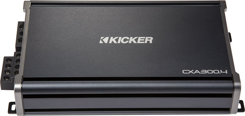 Kicker Amps Deal of the Day at Best Buy $90