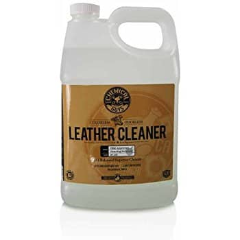 Chemical Guys Leather Cleaner (1 gallon) $13.01 S&S