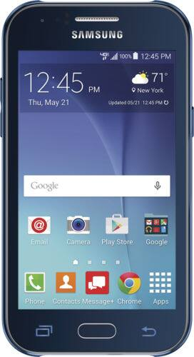 Verizon Samsung Galaxy J1 4G LTE with 8GB Memory Prepaid Cell Phone $30