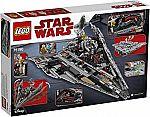 LEGO Star Wars First Order Star Destroyer 75190 Building Kit $127