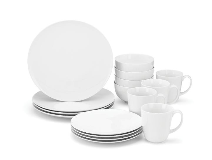 Food & Wine The Entertainer 16-piece Dinnerware Set by Gorham $28 @ lenox