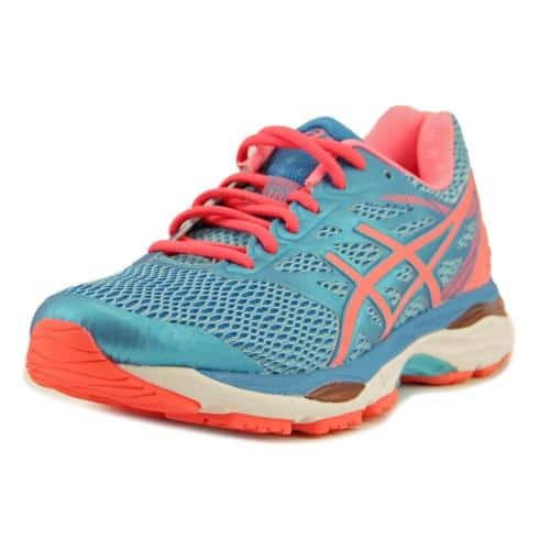 Asics Gel-Cumulus 18 2A Round Toe Synthetic Running Shoe   $53.25