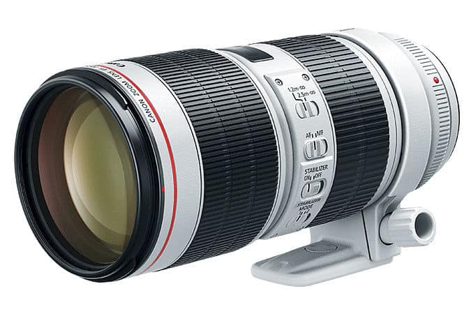 Canon EF 70-200mm f/2.8L IS III USM Lens - New version (Grey Market) eBay $1704 + possible $100 in ebay bucks