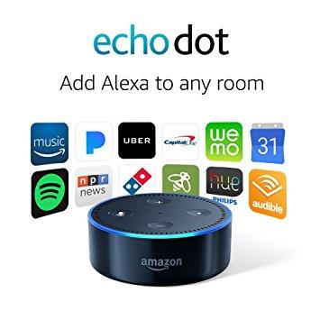 Amazon Echo Dot $44.99