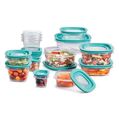 Rubbermaid Premier 26-Piece Food Storage Containers Set  -  Blue - Sams Club - $19.98
