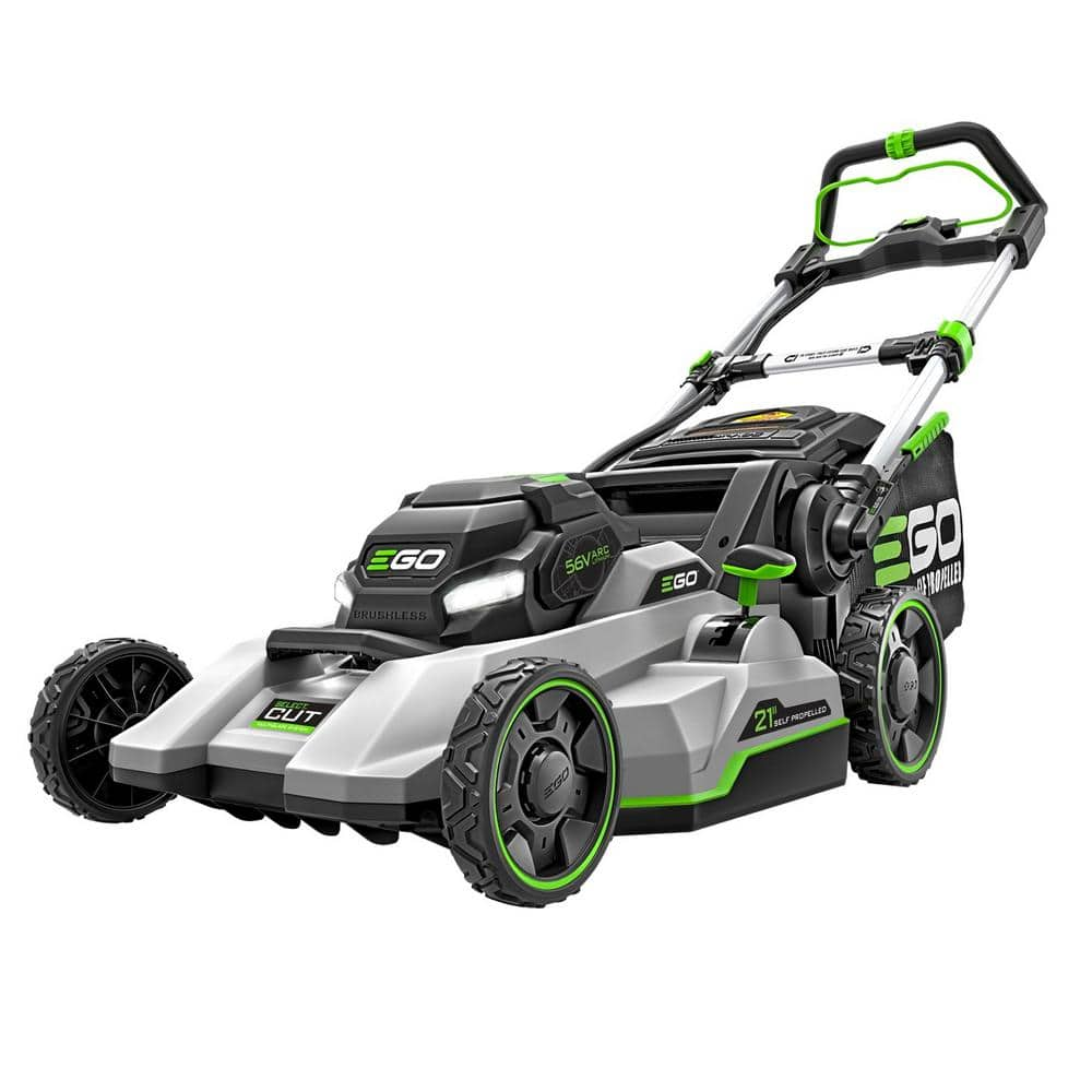 YMMV - B&M - $500 - EGO 21 in. Select Cut 56V Lith-Ion Cordless Electric Walk Behind Self Propelled Mower, 7.5 Ah Battery and Charger Included