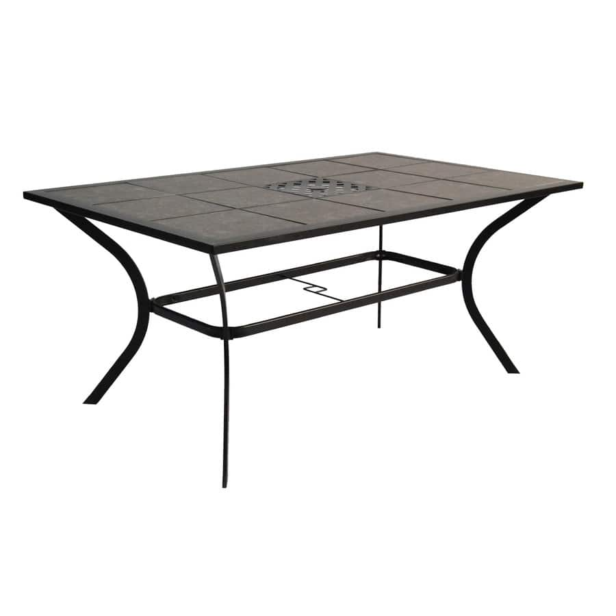 Lowes outdoor dining table..$40.00...75%..off..Free delivery....YMMV