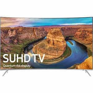 Samsung KS8000 and KS8500 Clearance  Television sale..up to 60% off..FRY's IN STORE ONLY... YMMV.