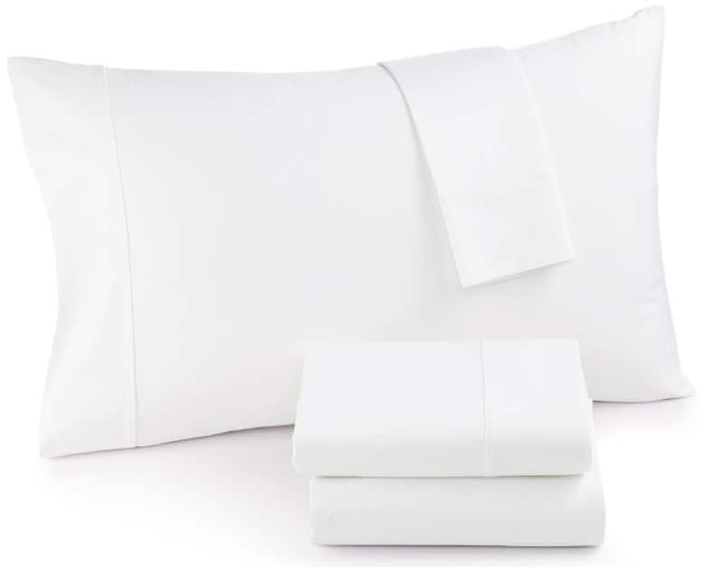 Macys Easton Queen and King 100% cotton 620 TC sheet set. in assoted colors.$39.99