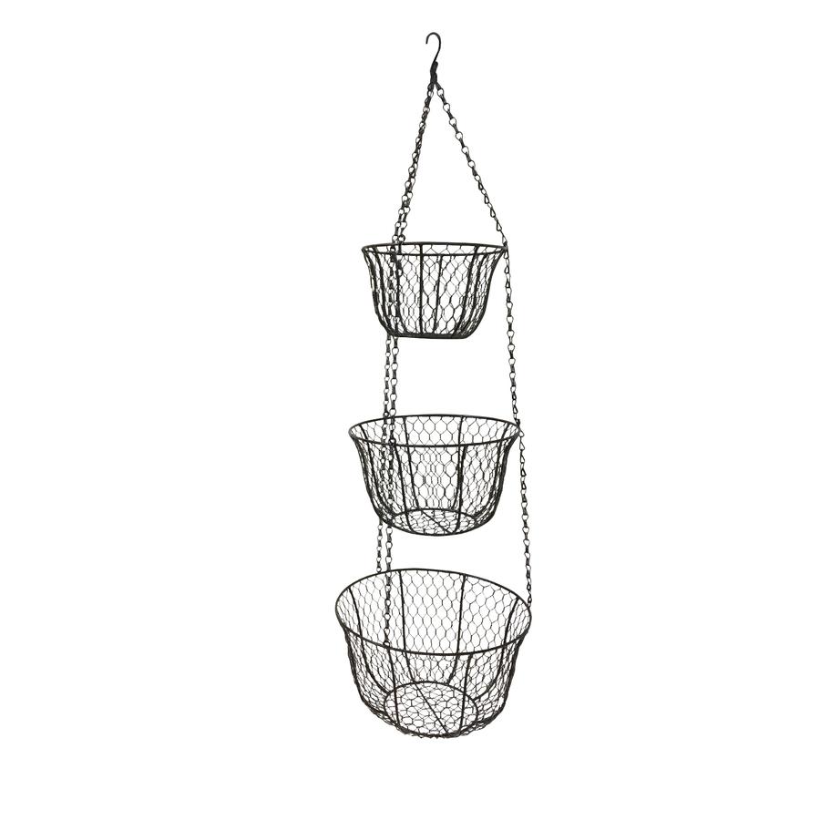 3 Tier hanging basket/planter $5.98  Lowes