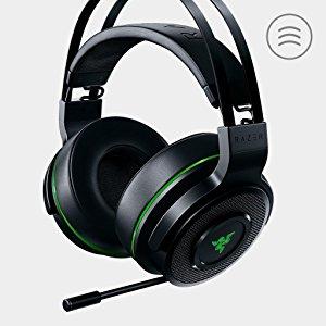 Razer thresher RZ04-02240100-R3U1 xbox one direct connect fully wireless headset amazon warehouse deals like new $128+ tax