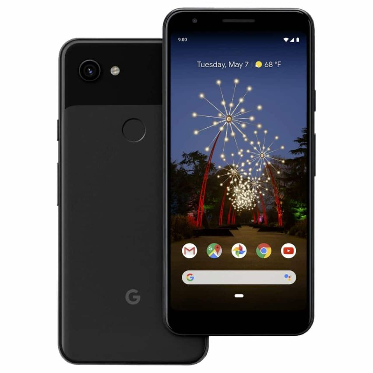 Google Pixel 3A 64GB refurb $83.99 Free shipping + Free Returns from DailySteals.com