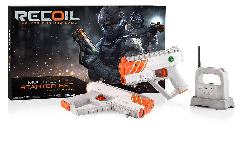 Recoil Laser Tag Starter Set by Skyrocket Amazon $65.89  or $66.00 at Wal-Mart
