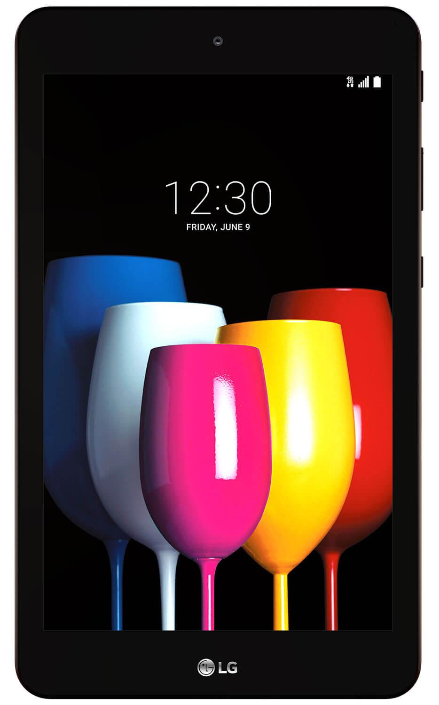 LG G Pad™ X2 8.0 PLUS pack BUNDLE via T-Mobile ($10/mo) or FREE w/LG G6 Purchase