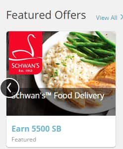 Swagbucks Schwan's Groceries $1.49 - 5500 points ($53MM)
