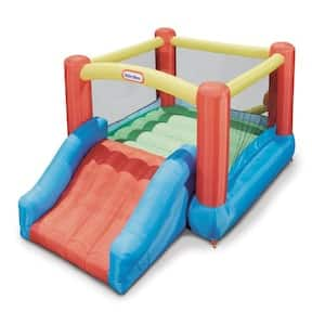 YMMV Little Tikes Jr Jump n Slide Bouncer Lowe's $49.98