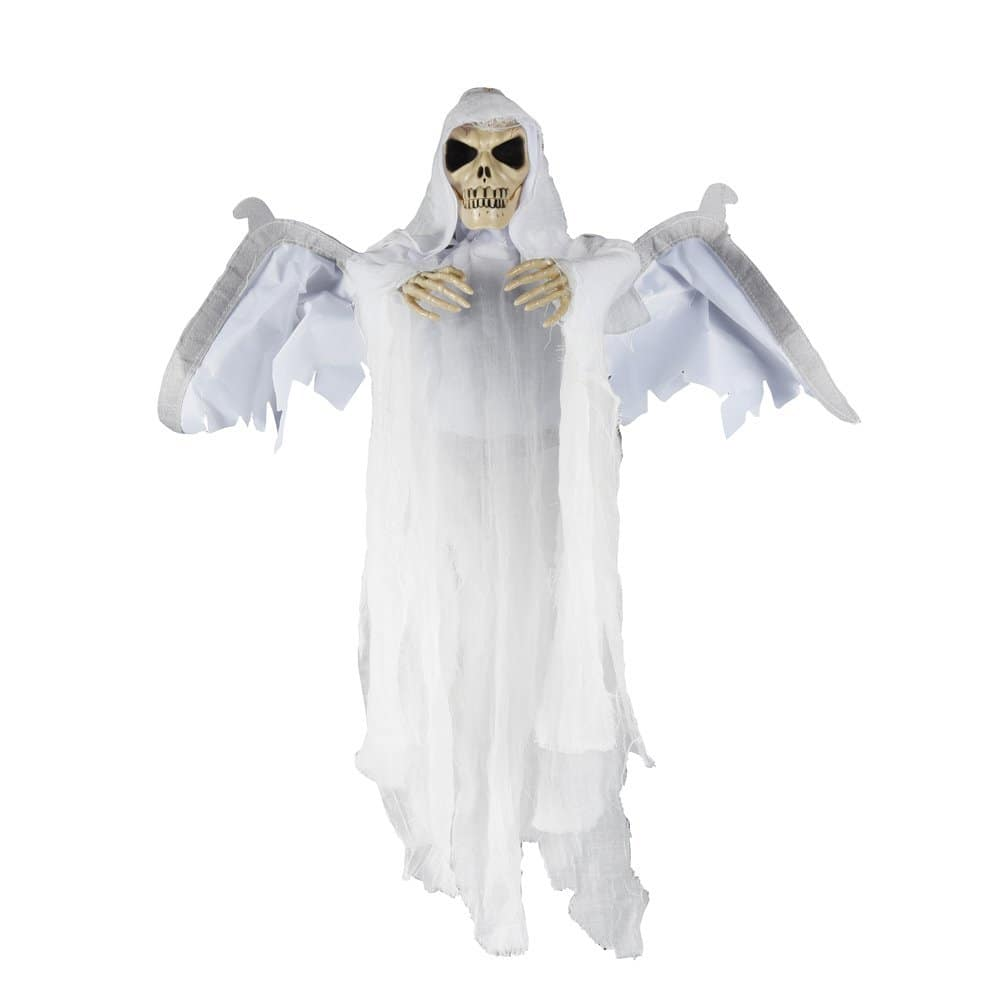 Scary Halloween Skeleton Skull Ghost  $10.49 @ Amazon