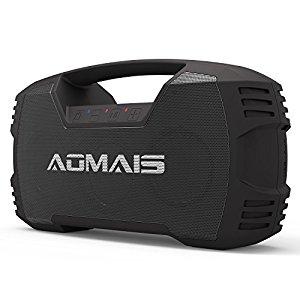 Bluetooth Speakers,Waterproof Portable Indoor/Outdoor 30W Wireless Stereo for $70 @ Amazon