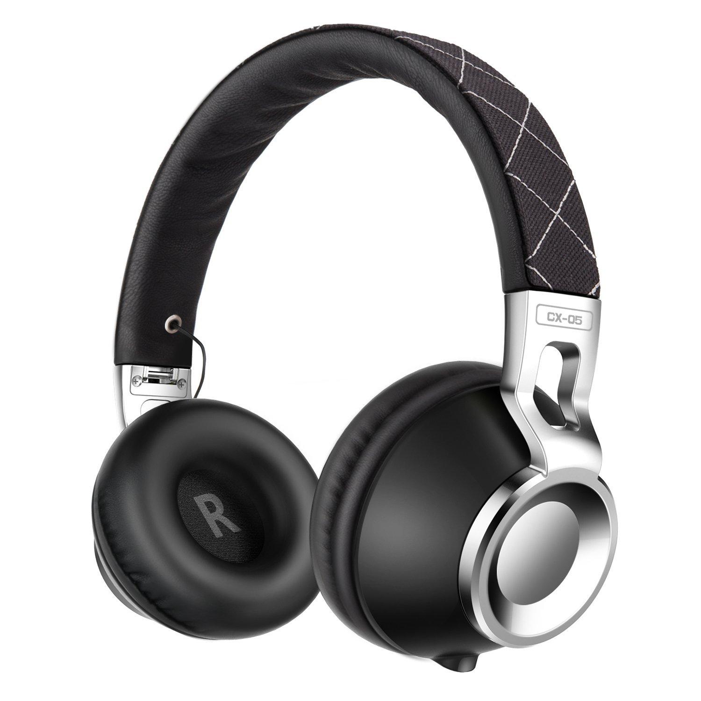 Sound Intone CX-05 Noise Isolating Headphones with Microphone for $16  @ Amazon [Black]