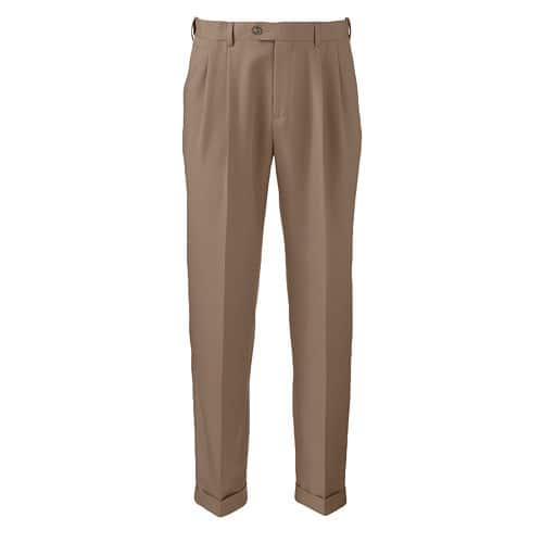 Kohls.com Cardholders Big & Tall Croft & Barrow® Classic-Fit Sorbtek Pleated Performance Pants $13.65 (orig $65) Shipped Thru 8/14/16