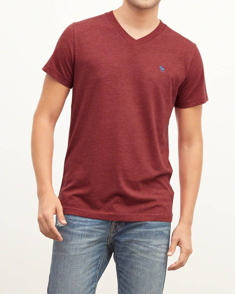 Abercrombie & Fitch Clearance up to 60-70% off Men's & Women's Online Only, $5 Flat Rate Ship