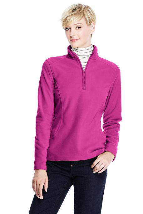 Landsend.com Additional 40% Off Sale Prices, Women's 1/2 Zip Fleece $8.38, Lunch Bags $5.39 + More