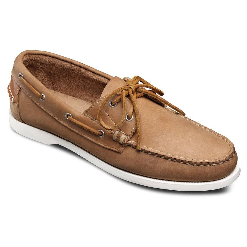 Allen Edmonds Rediscover America Clearance Sale: Maritime Boat Shoe $87, Much More + Free Ship & Returns