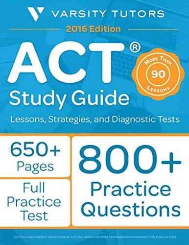 Free ACT & SAT Prep Study Guides Kindle Edition