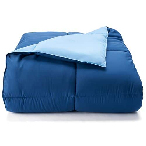 The Big One Down-Alternative Reversible Comforter (All Sizes) $21.25 + Free Store Pick-Up