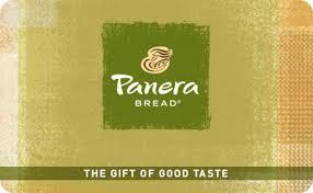 CardCash Up to 27% Off Panera GC: $50 Panera Gift Card $36, $100 Panera GC $72