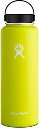 REI: 50% Off Select Hydro Flask Wide-Mouth Vacuum Water Bottle - 40 fl. oz. $21.39 + Free Store Pick Up