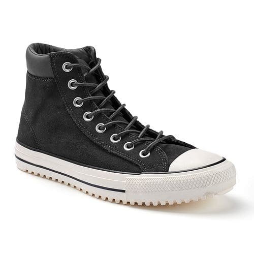 Kohl's: Men's Converse Chuck Taylor All Star Waterproof Suede Boot Sneakers $24 + shipping