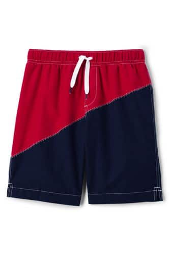 Lands' End Boys Swim Trunks, Cargo Shorts, Rash Guards, Adult Drifter Sweater & More $6.99 + Free S/H $50+