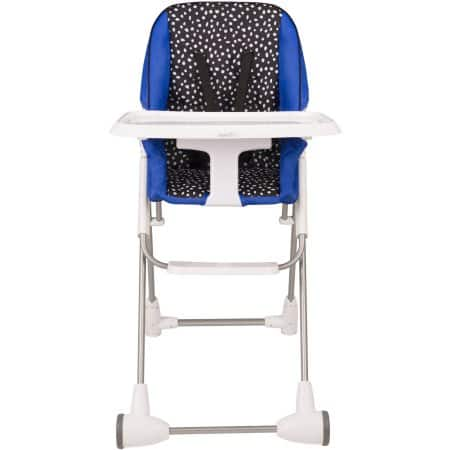 Walmart: Evenflo Symmetry Flat Fold High Chair, Hayden Dot $39.25 + Free Store Pick Up