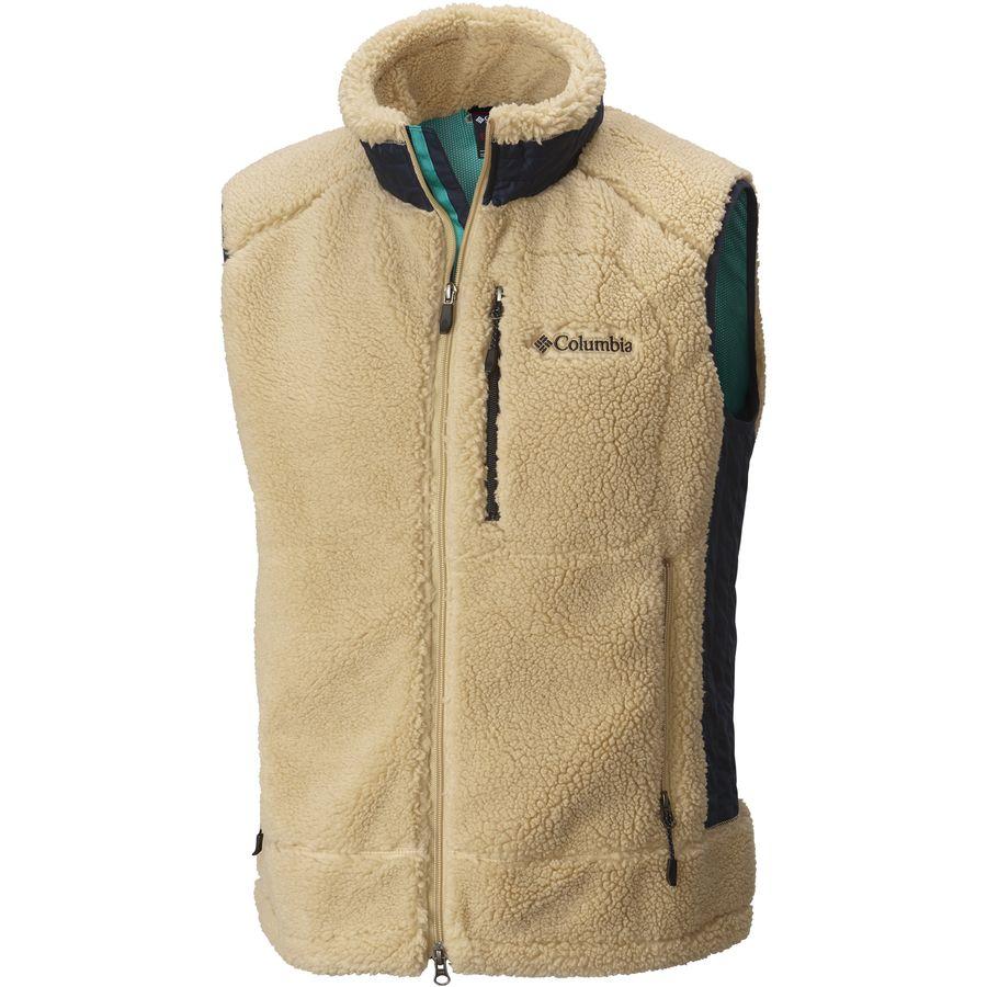 Backcountry Men's Columbia J-Line Archer Ridge Fleece Vest $35.68, Women's North Face Osito Parka - Brown $45.88 & More + Free S/H $50+