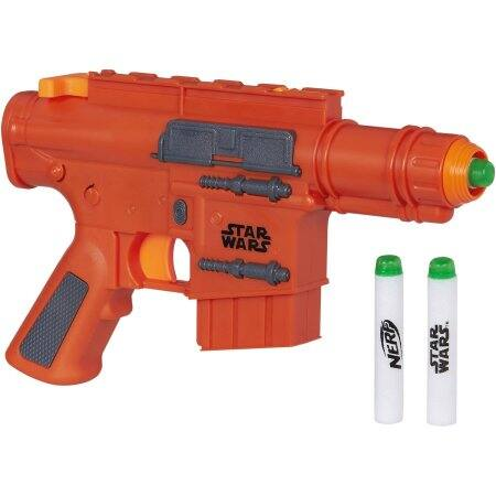 Walmart: Star Wars Rogue One Nerf Captain Cassian Andor Blaster $8.88, Nerf Doomlands 2169 Lawbringer Blaster $16.99 & More + Free Store Pick Up