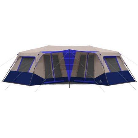 Walmart: Ozark Trail 25' x 12'6 Instant Double Villa Cabin Tent, Sleeps 10 $114.97 + Free S/H