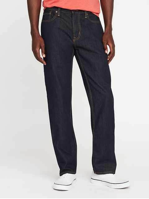 Old Navy  Select Adult Jeans $12 , Select Kids Jeans $10 Today Only + Free S/H $50+