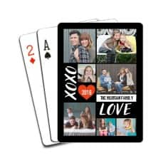 "ShutterFly Custom Set of Playing Cards $7.99 or Custom Mouse Pad $6.99 or 5"" x 7"" Custom Note Pad $5.99 & More Shipped Today Only"