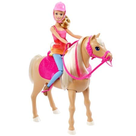 Walmart: Barbie Dancin Fun Horse $17.86 & More + Free store pick up